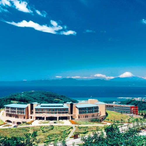 格安な家族旅行は、葉山へ!湘南国際村センター