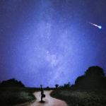 4月22日「こと座流星群」極大!
