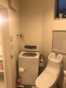 洗濯機の場所