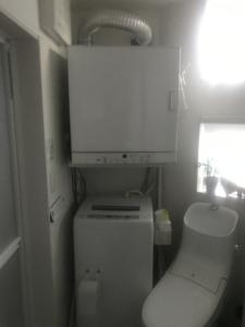 ガス乾燥機設置